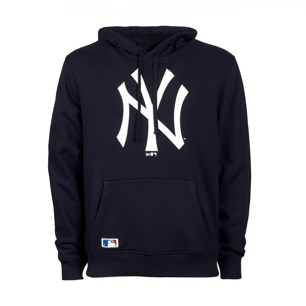 new style 8ac10 08609 New Era New York Yankees Hoodie (navy/white)