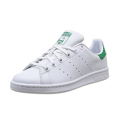 Adidas Originals Stan Smith J (blanco verde) 7dff62c37cad9