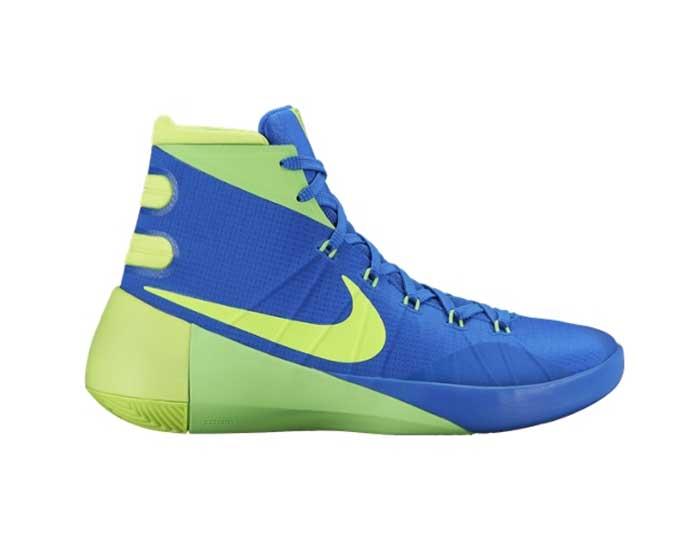 de madera Me sorprendió Sudán  Zapatillas Basket Nike Hyperdunk 2015