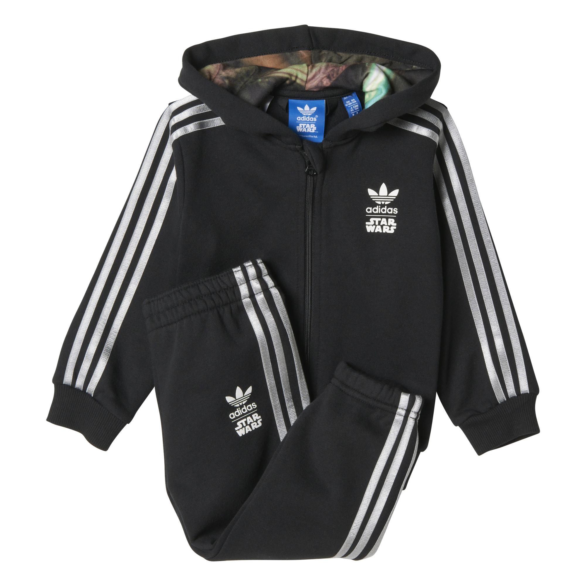 Adidas Originals Chándal Star Wars Millennium Falcon Infantil (negro) 82d9617a1f2
