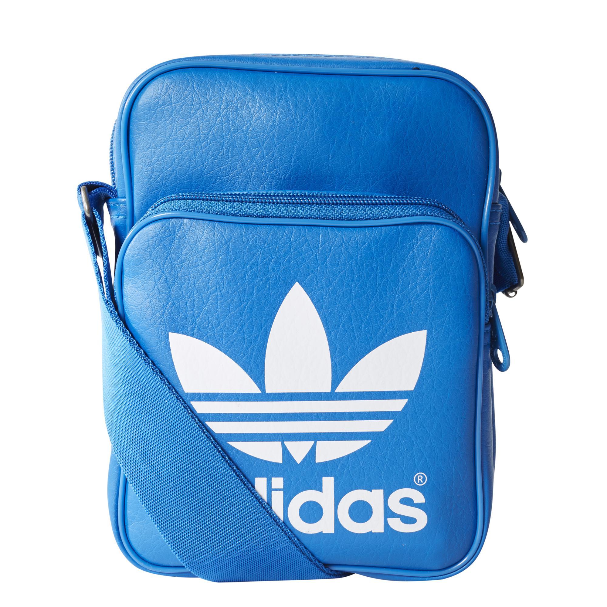 Adidas Originals Adidas Bolso Mini Classicroyalblanco Adidas Bolso Originals Classicroyalblanco Mini ebHEWD92IY