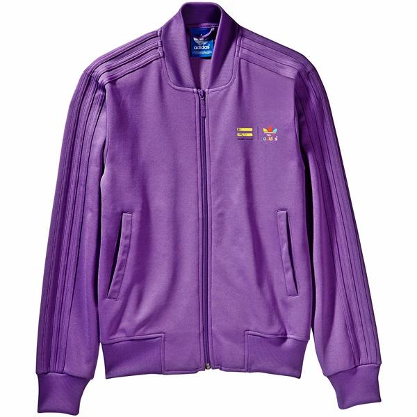 Superstar Originals Chaqueta Color Williams Mono Pharrell Adidas PwTOikZXu