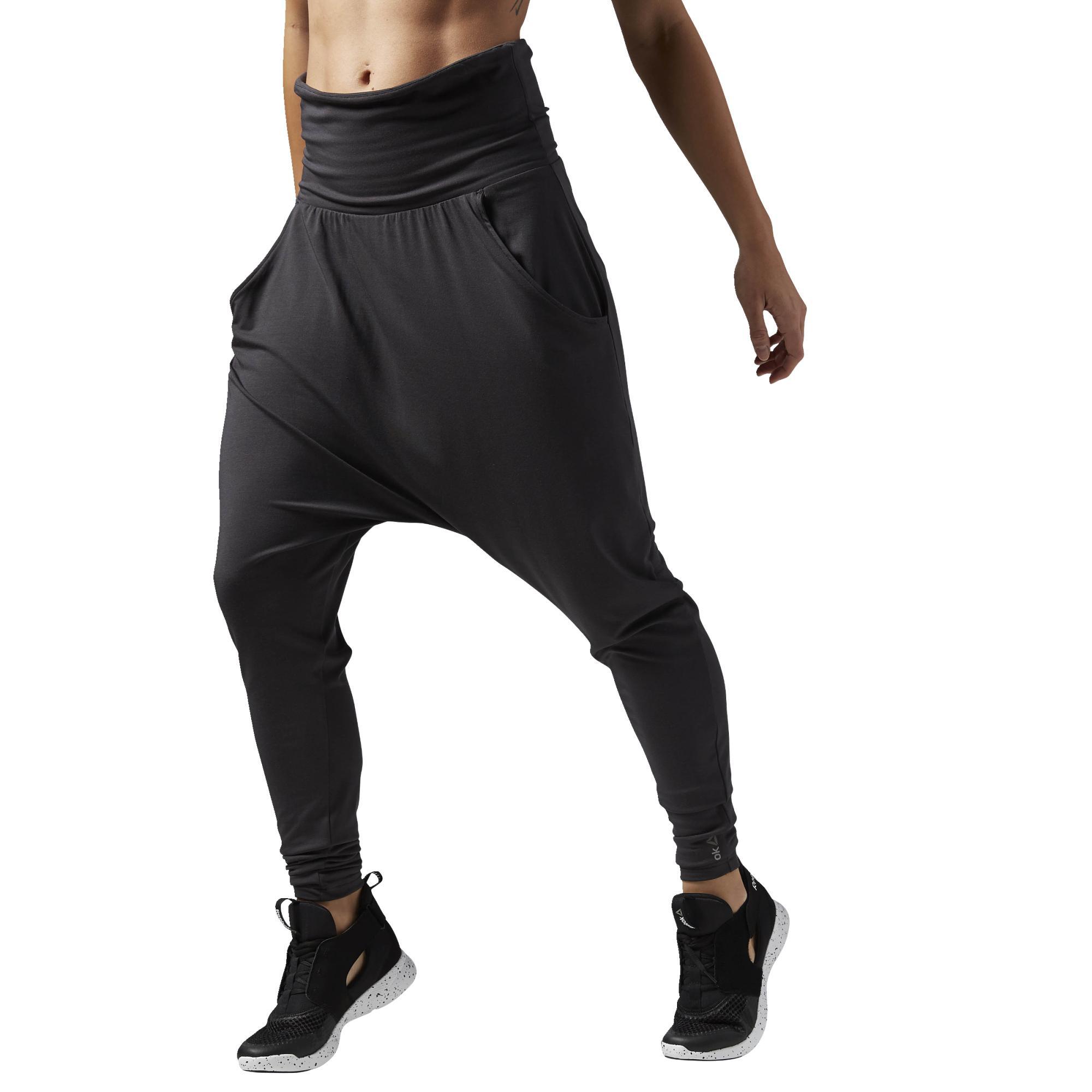 Reebok Pantalon Mujer Yoga Slouchy Cobalto