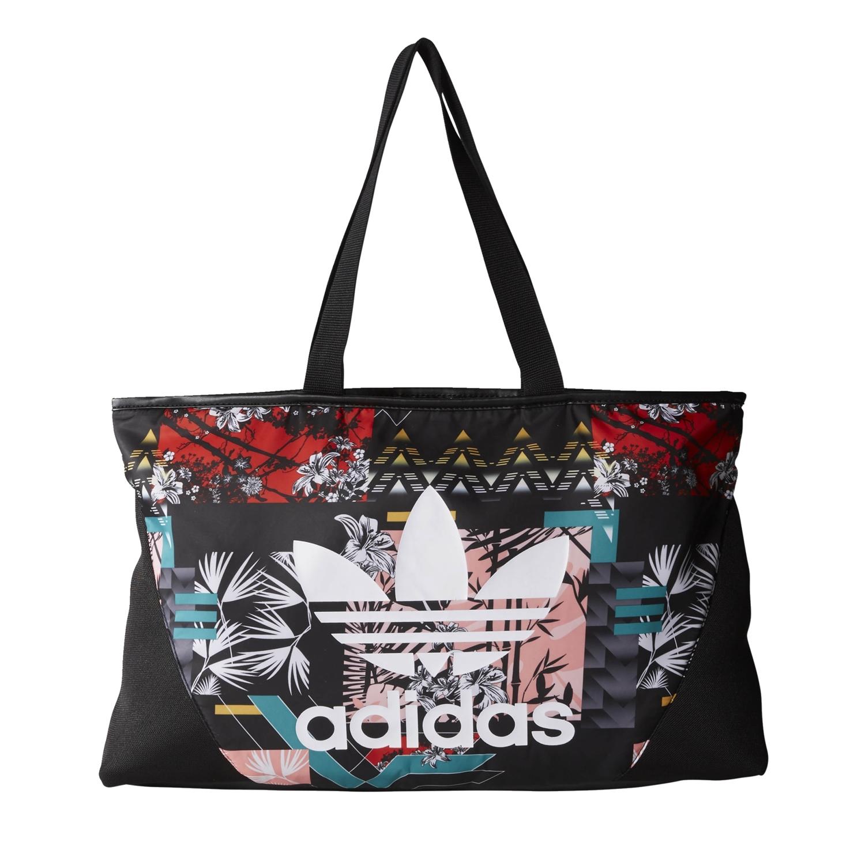 Originals Bolso Tropicnegromulticolor Adidas Soccer Shopper YWDHIe2E9