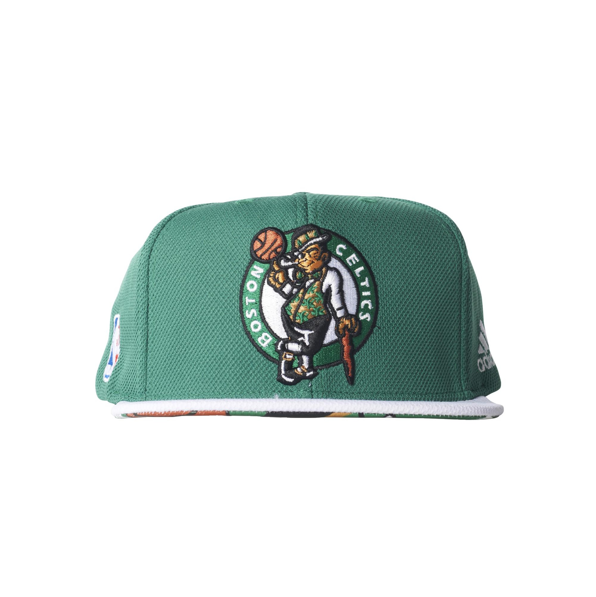 e67a4d713a519 Adidas NBA Gorra Flat Cap Celtics (verde blanco negro)
