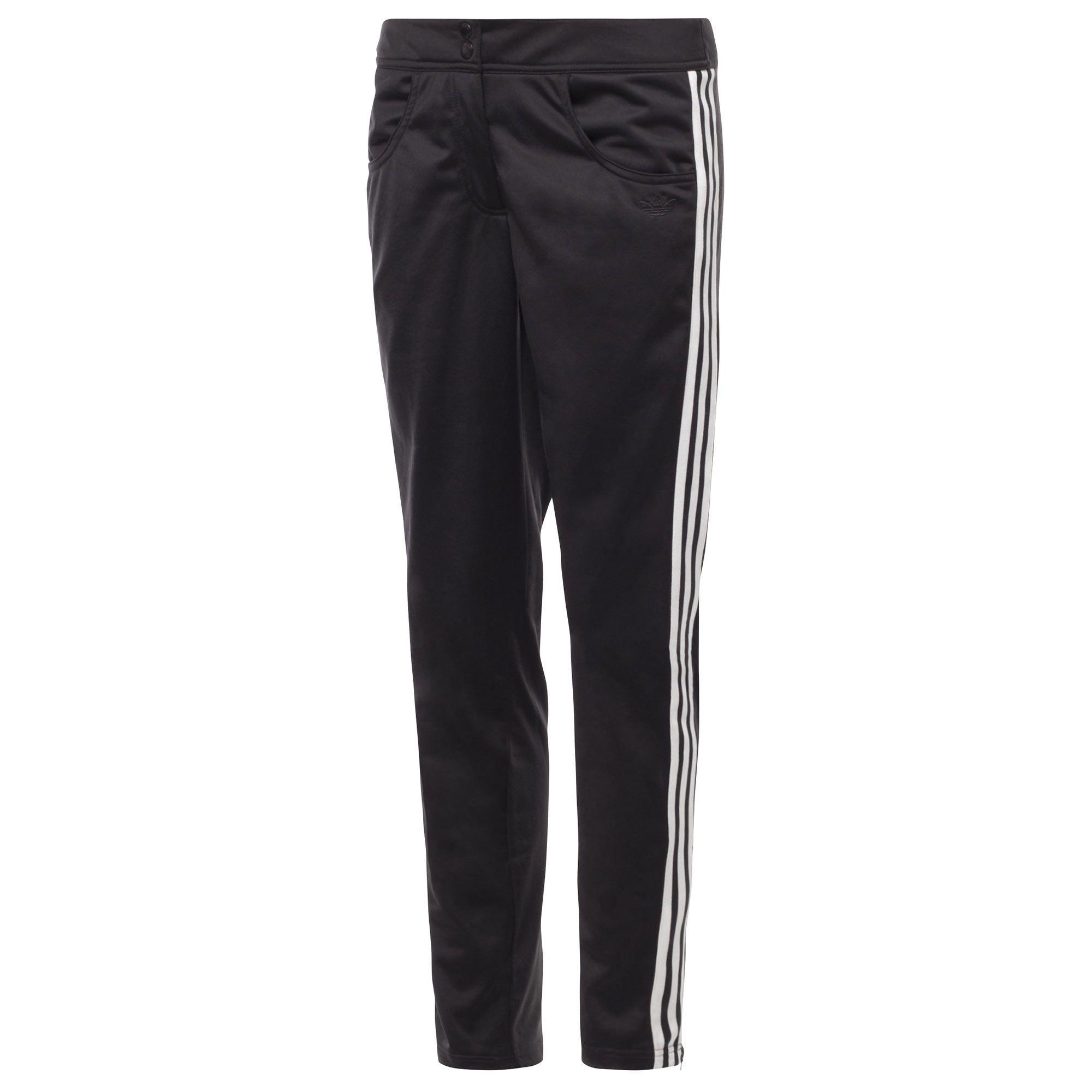 Adoración Decisión Disparo  Adidas Originals Pantalón Mujer Slim Supergirl TP (negro/blanco)