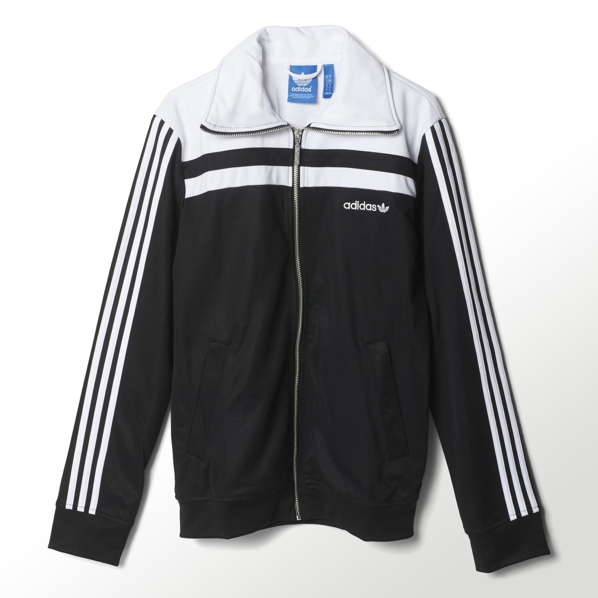 Adidas Originals Chaqueta Europa 83 Track Top (negroblanco)