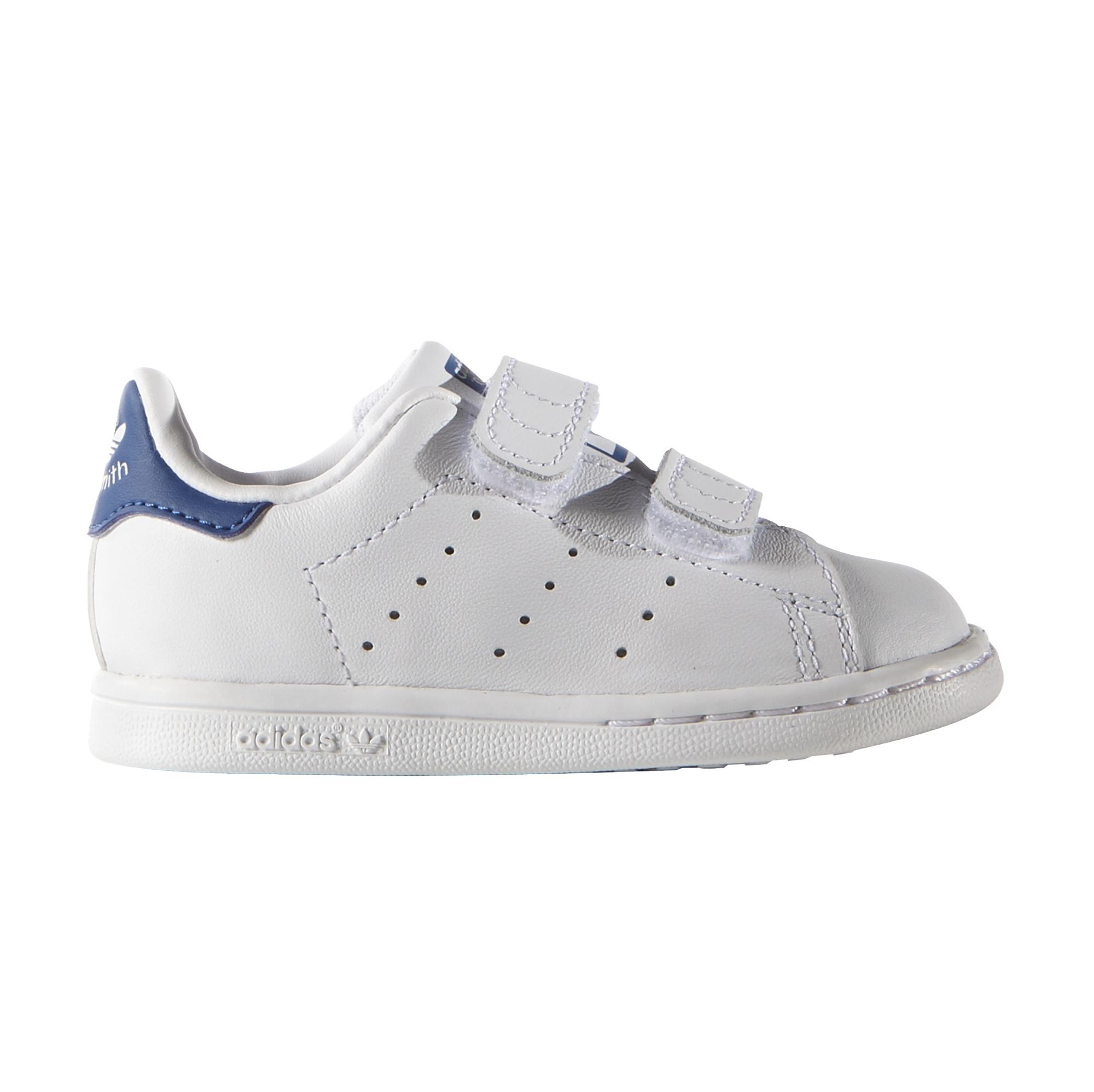 100% authentic 58fcd a6799 Adidas Originals Stan Smith CF I (blanco azul)