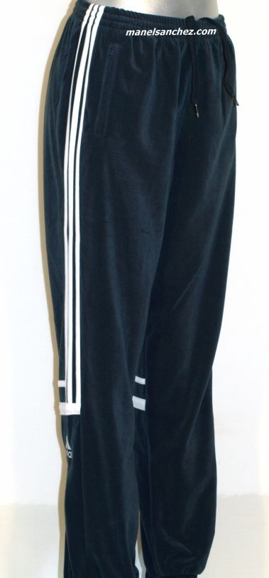Adidas Young Boy Essentials 3S Challenger Pants (marino)