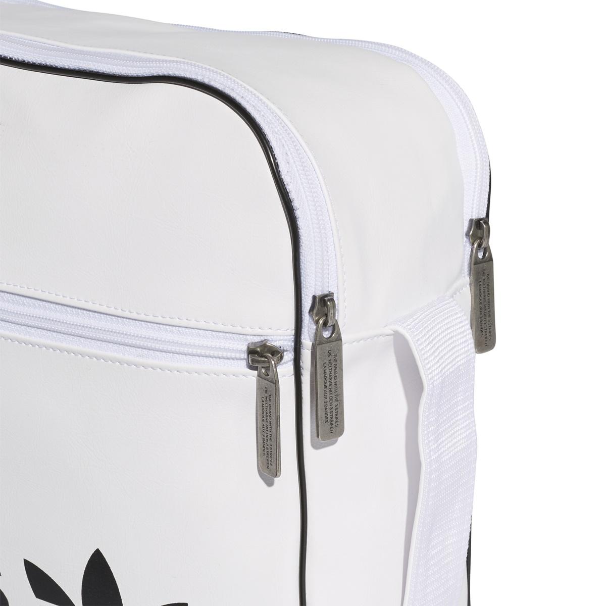Originals Airliner Bolso Vintage Adidas White TwPXZuOkli