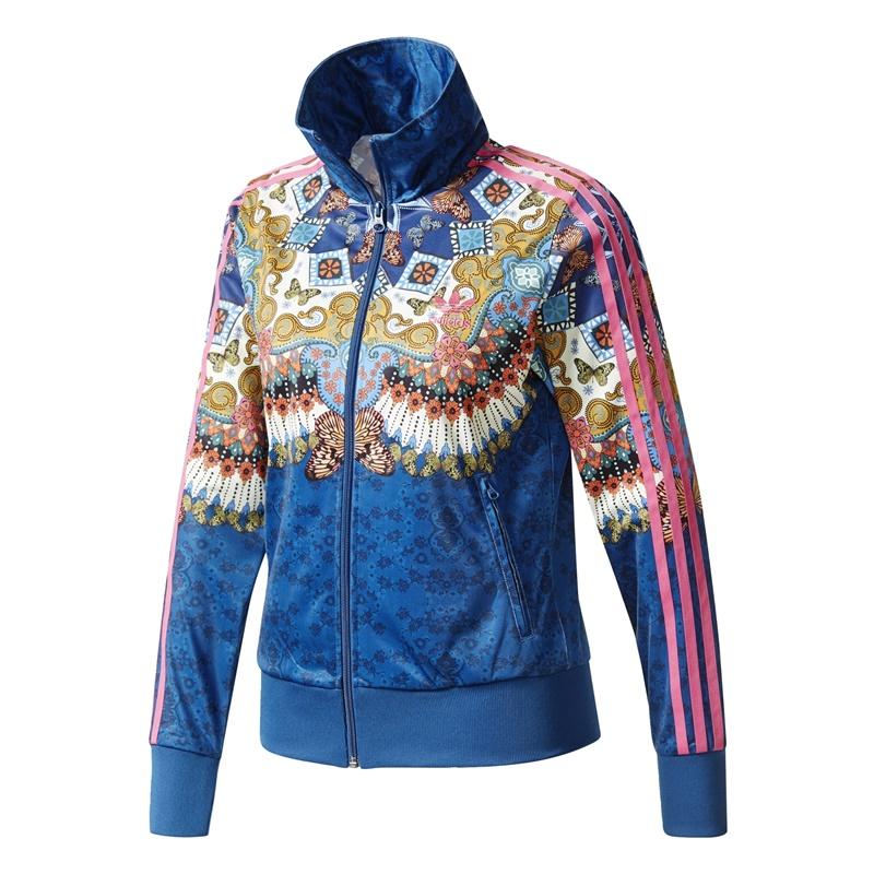 Adidas Originals Borbomix Firebird Track Jacket (multicolor)