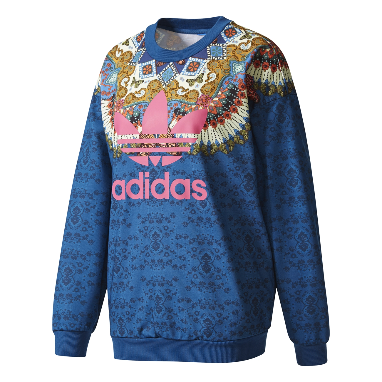 Adidas Originals Borbomix Sweater W (multicolor)