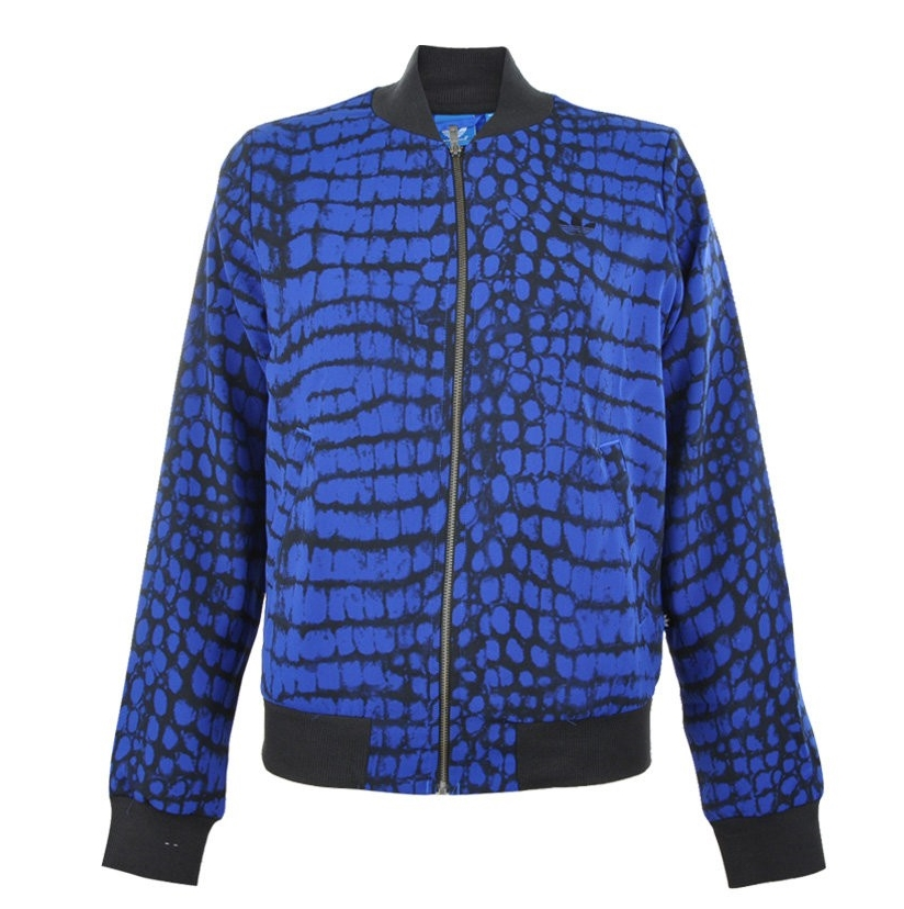Adidas Originals Printed New Tt Superstar York Chaqueta Mujer vY7Iybf6g