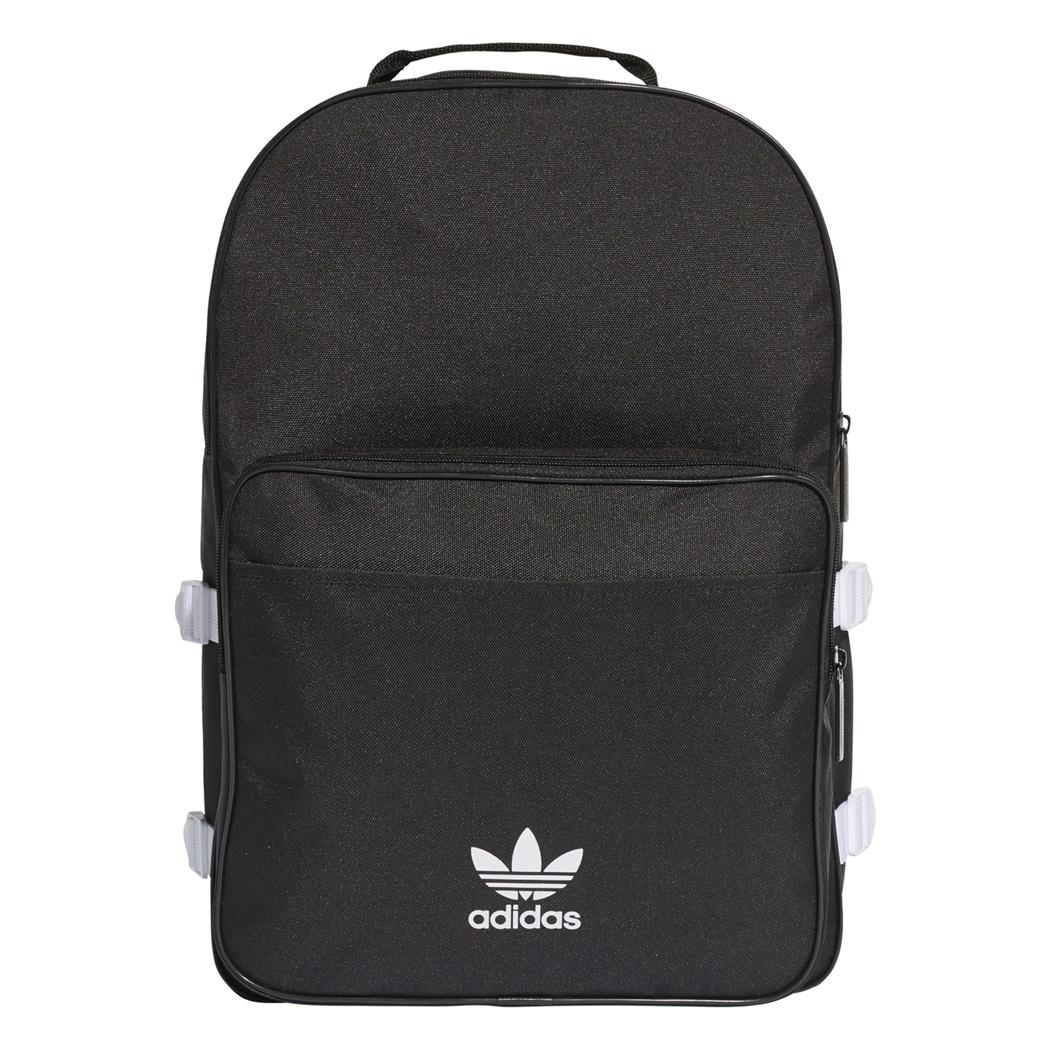 Adidas Originals Classic Trefoil Backpack (BlackWhite)