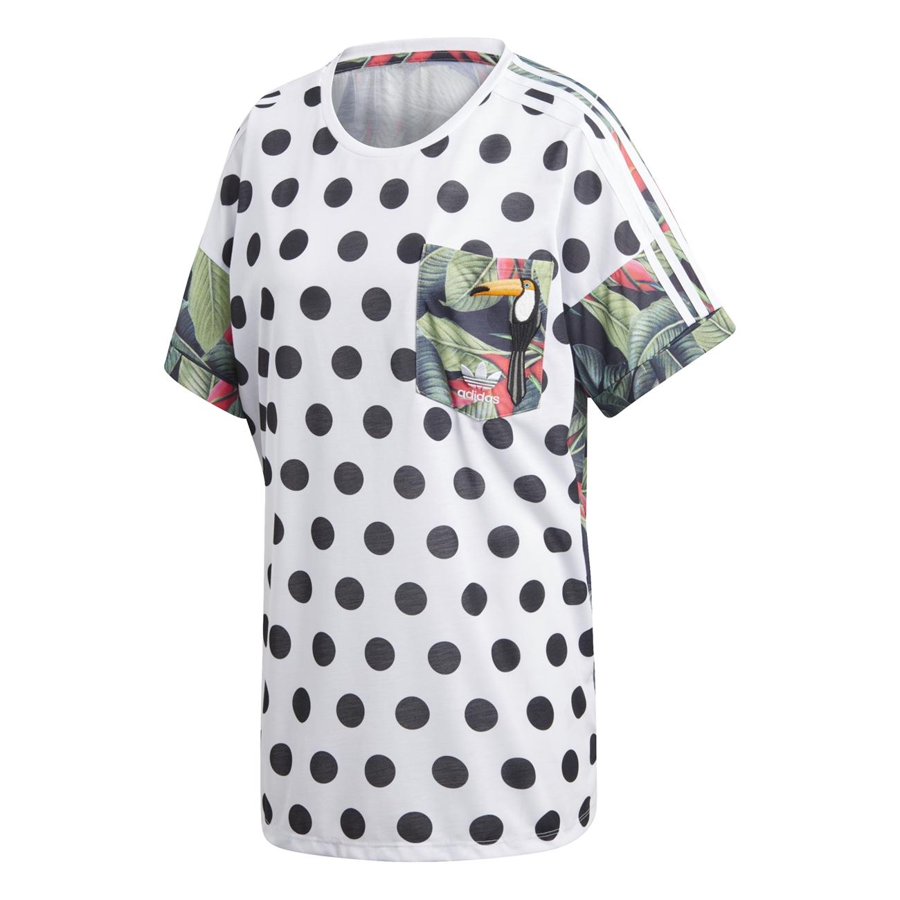 inferencia Recepción Tomar conciencia  camiseta adidas lunares - Tienda Online de Zapatos, Ropa y Complementos de  marca