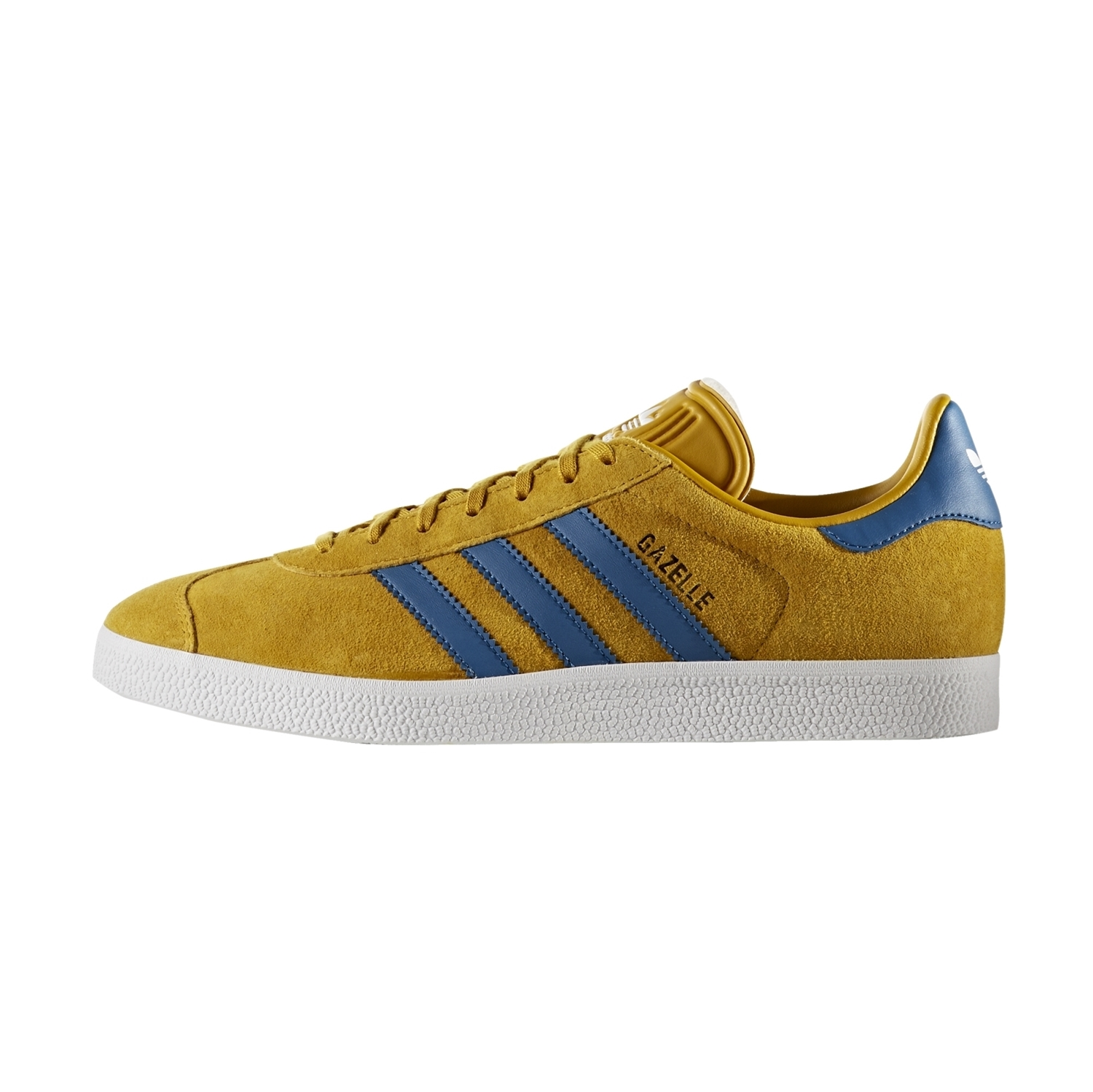 Adidas Originals Gazelle (Nomad YellowCore BlueFootwear White)