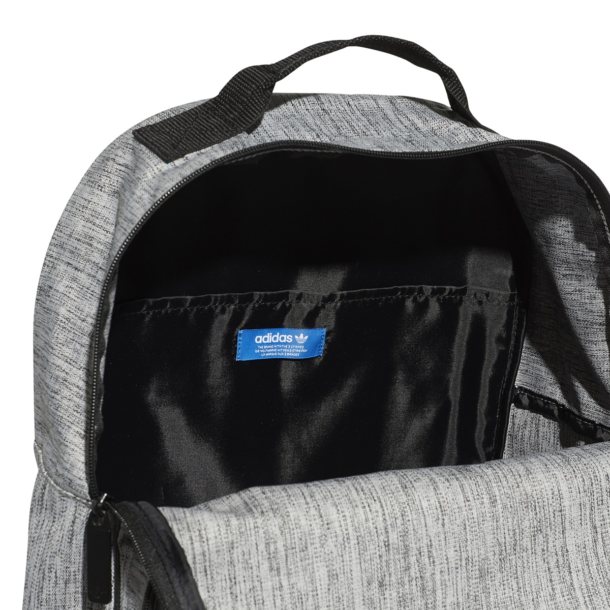 845255631 Greyblack Classic Originals Img Casual Mochila 6 Adidas Trefoil qXFBBw
