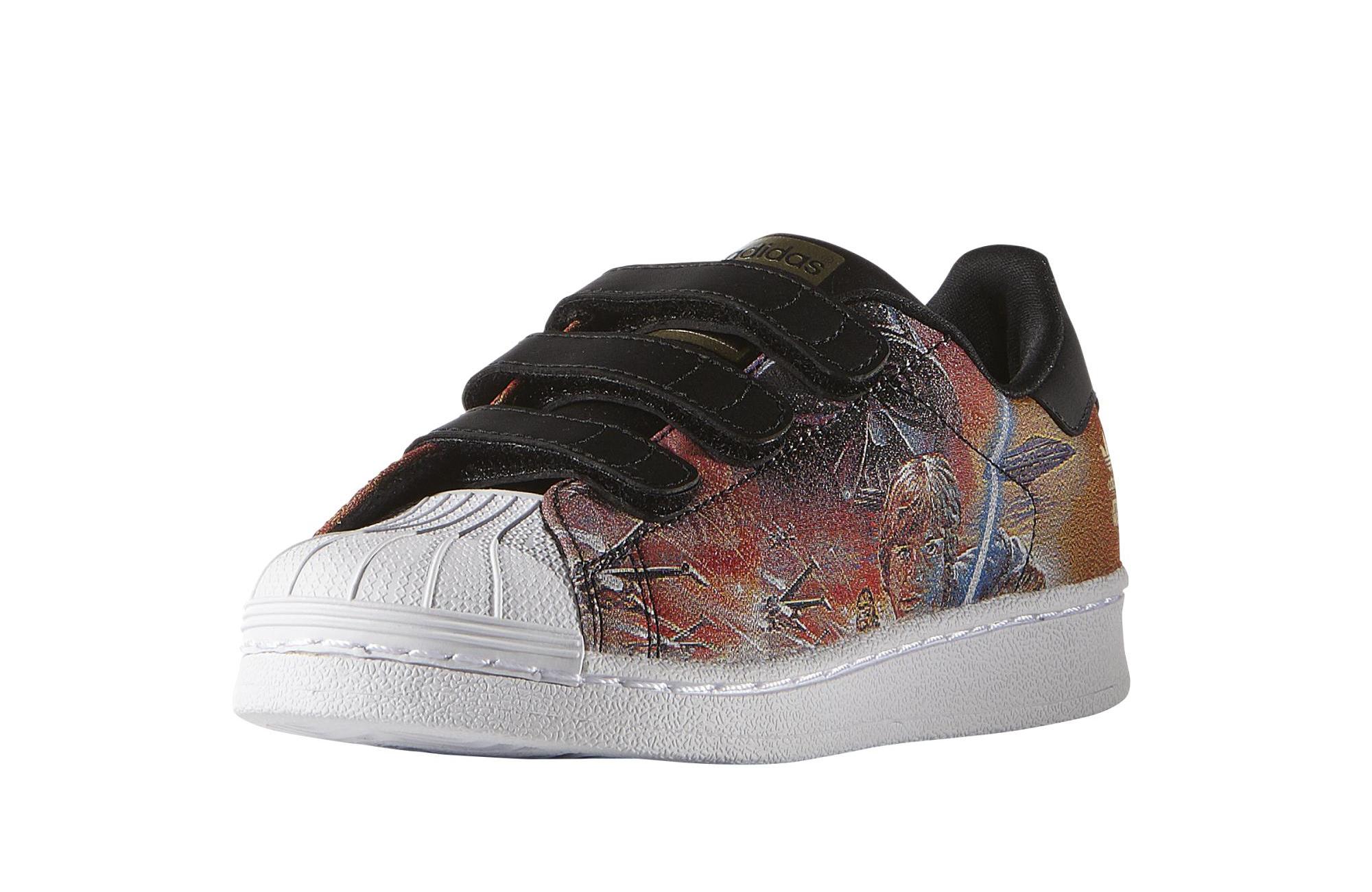 zapatillas superstar adidas niña belcro