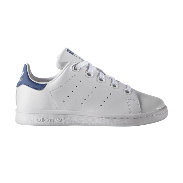 f4415f51bf794 Adidas Originals Stan Smith C (white blue)