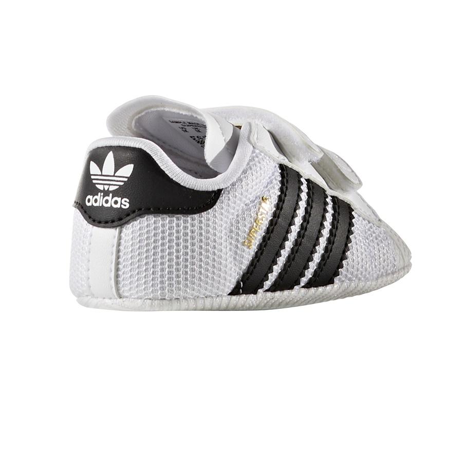 a8a223405e8 ... Adidas Originals Superstar Crib (White Core black)