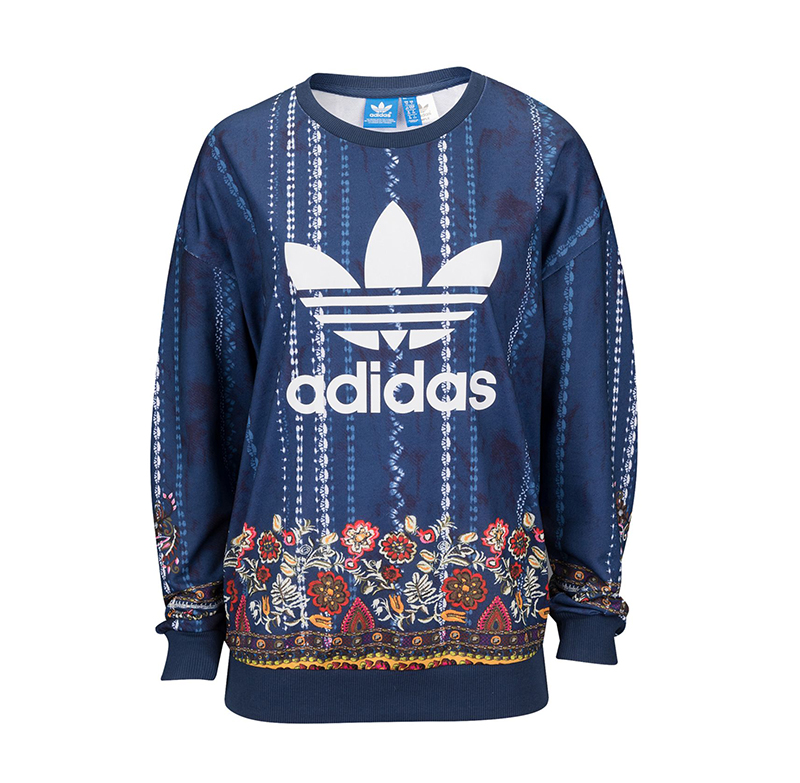 adidas Borbomix W sweater multicolor