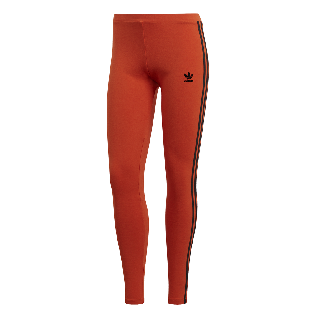 9b2b032356785a Adidas Originals Tights (Craft Orange/black)