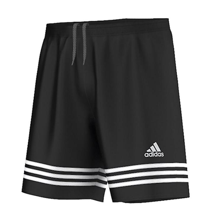Estación secuestrar Alerta  Adidas Short Entrada 14 Sho (negro/blanco)