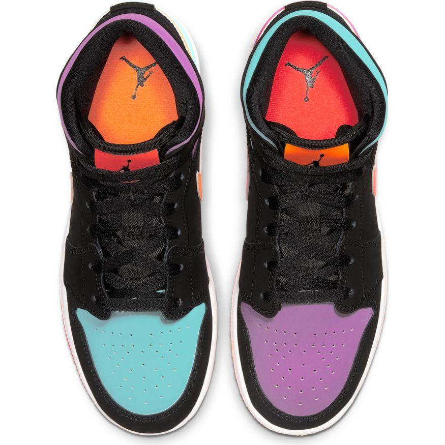 Air Jordan 1 Mid Gs Dna Manelsanchezstyle Com