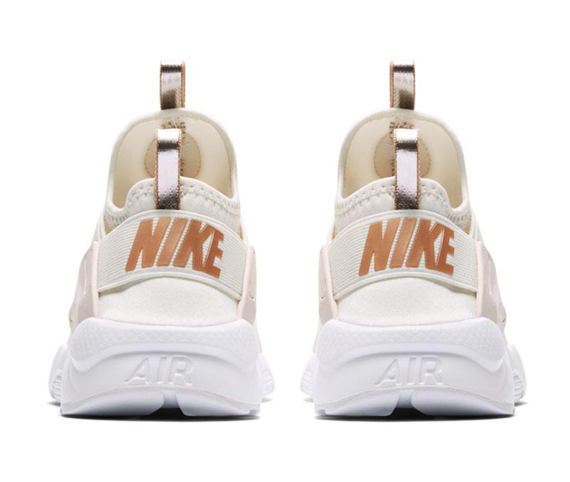 nike air huarache run ultra gs bronze